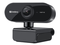 Sandberg USB Webcam Flex 1080P HD