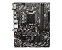 MSI H410M-A PRO moederbord Intel H410 LGA 1200 micro ATX