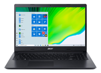 Acer Aspire 3 A315-57G-5843, 15.6i FHD, i5-1035G1, 8GB, 512GB SSD, NVIDIA GeForce MX3302GB, No ODD/Wi-Fi 5 AC + BT 4.0, Win10 Home/Qwerty/Black