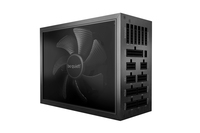 be quiet! Dark Power Pro 12 1200W, 80+ Titanium, ErP, Energy Star 7 APFC, Sleeved, 10xPCI-Ex, 16xSATA, 8xPATA, Full Cable Management, Switchable 6 or 1 Rail, Silent Wings 3 135