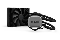 be quiet! Pure Loop 120mm Water Cooler, PureWings 2 120mm PWM High Speed Fan, Socket Intel:1200/2066/115X/2011-3) AMD:AM4/AM3(+)