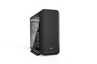 be quiet! Silent Base 802 Black Window 539 x 281 x 553, IO-panel 2x USB 3.0, 1x USB 2.0, HD Audio, 5 (7) x 3,5, 11 (15) x 2,5, inc 2x Front / 1x Rear 140 mm Pure Wings 2, dual air channel cooling, 3-in-1 airintake sidepanel