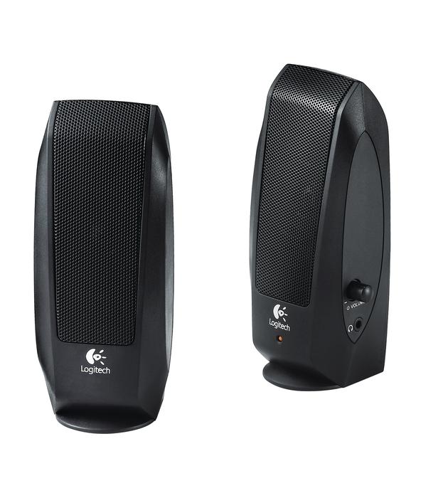 Logitech S120 OEM speakersystem Black 2.0