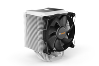 be quiet! Shadow Rock 3 White, 190W TDP, 120 mm PWM fan, Intel 1200, 2066, 1150, 1151, 1144, 2011(-3), AMD AM4, AM3+