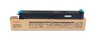 Sharp mx-23gtca toner cyaan standard capacity 10.000 pagina s 1-pack