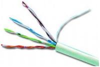 Gembird UTP CAT6 kabel 305 meter op rol, AWG24 Sollid Copper, Grey, *LAN