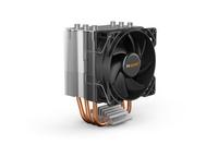 be quiet! Pure Rock Slim 2, 130W TDP, Intel: 115X / 1200 / AMD: AM2 (+) / AM3 (+) / AM4 /FM1 / FM2(+) - Intel pushpin/ AMD Clip mounting - 92mm PWM