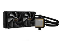 Be quiet! SILENT LOOP 2 240mm, SilentWings 3, 2x 120mm PWM High Speed Fan, Socket Intel:1200/2066/115X/2011-3) AMD:AM4/AM3(+), ARGB Leds