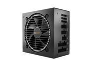 be quiet! Pure Power 11 650W FM, 80+ Gold, ErP, Energy Star 8.0, Full Modulair Cable Management, Sleeved, 4xPCI-Ex, 9xSATA, 2xPATA, 2 Rails, 120 mm Fan