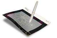 NGS tekentablet, 6 x 4,5 flexyble tablet 1024 levels - 2048 lines/inch