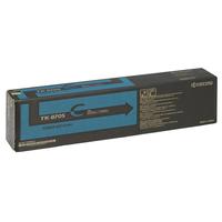 Kyocera tk-8705c toner cyaan standard capacity 30.000 pagina s 1-pack